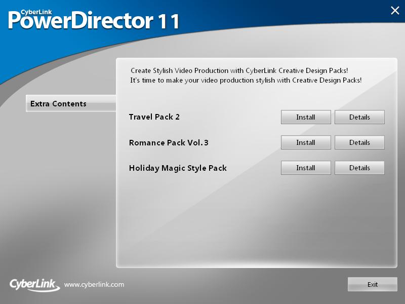 CyberLink PowerDirector 11 Crack serial keygen cd key.rar