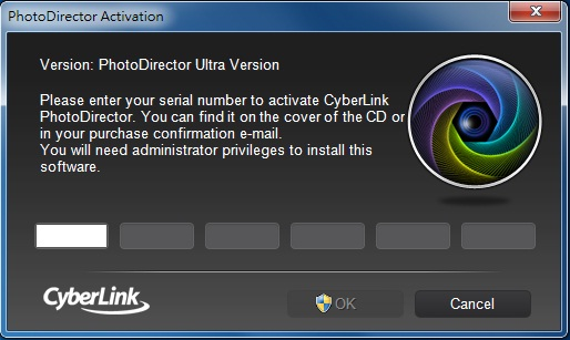 Customer Support - Why can't I activate my PhotoDirector? | CyberLink