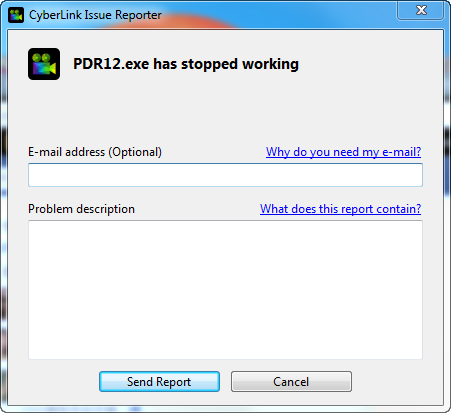 cyberlink powerdirector activation error