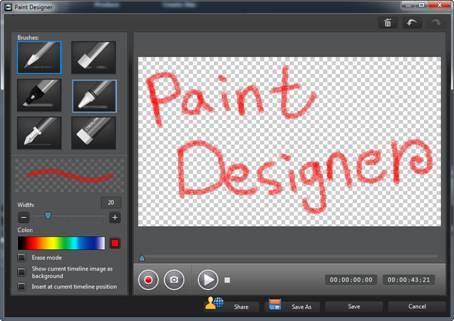 customer support what is the paint designer in cyberlink rh cyberlink com CyberLink PowerDirector 10 Ultra CyberLink PowerDirector 10 Ultra