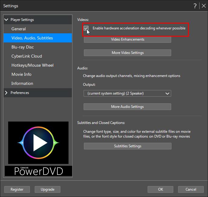 cyberlink powerdvd 15 full download