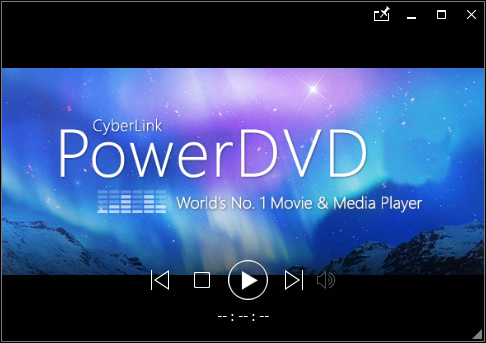 Customer Support - What is Mini view for CyberLink PowerDVD